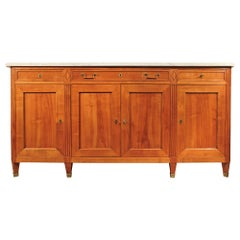 French 19th Century Directoire St. Cherry Buffet