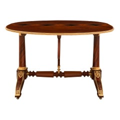 French 19th Century Directoire Style Side/Center Table