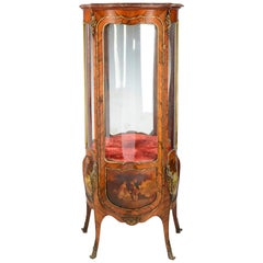 French 19th Century Display Cabinet