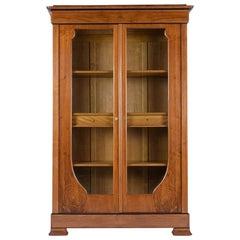 French 19th Century Empire Bookcase