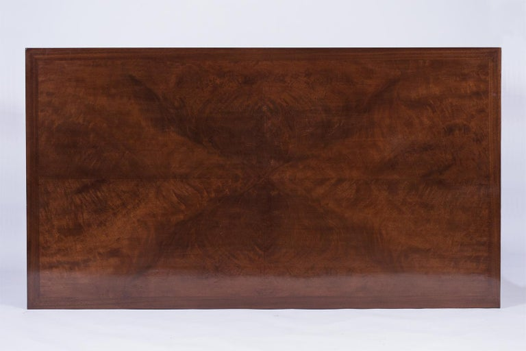 French 19th Century Empire Mahogany Desk In Good Condition For Sale In Los Angeles, CA