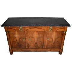 19th Century Empire Enfilade or Buffet