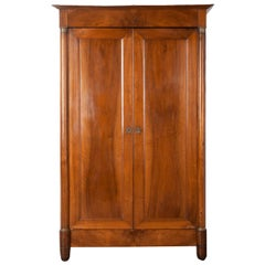 French 19th Century Empire-Style Armoire