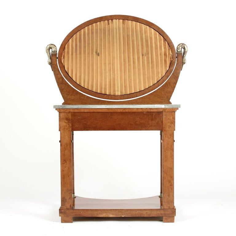 French 19th Century Empire Style Vanity For Sale 3