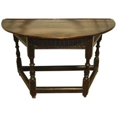French 19th Century French Console Table