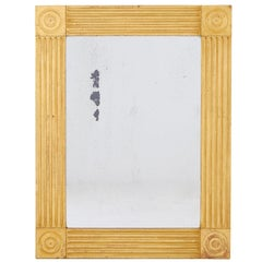 French 19th Century Gilded Mirror