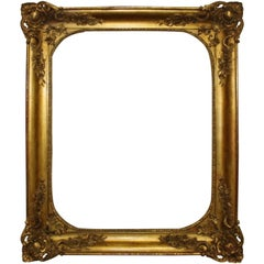 French 19th Century Giltwood Frame