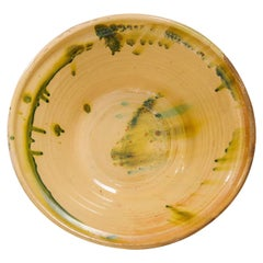 French 19th Century Glazed Mixing Bowl