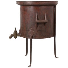 French 19th Century Hectolitre Winemakers Measure