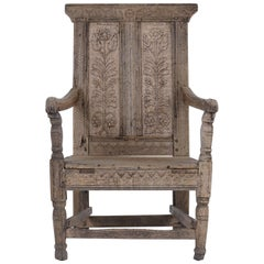 French 19th Century Jacobian Armchair