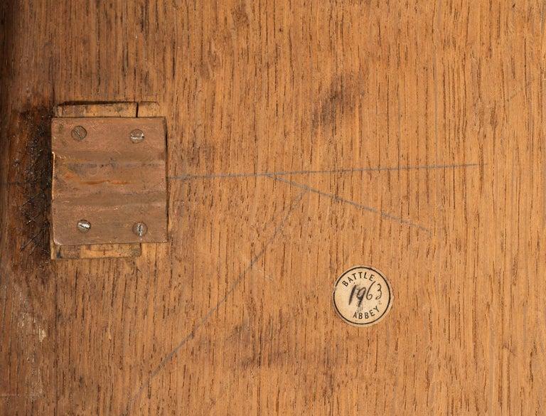 French 19th Century Kingwood and Ormolu-Mounted Bureau Plat Writing Desk For Sale 9