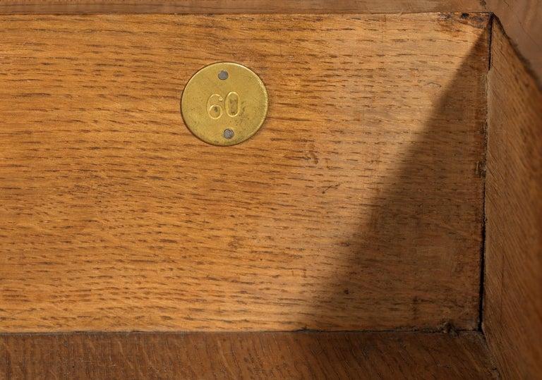 French 19th Century Kingwood and Ormolu-Mounted Bureau Plat Writing Desk For Sale 10