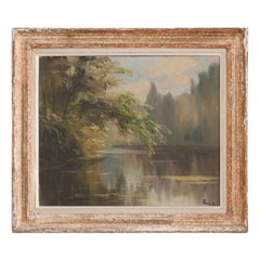 French 19th Century Landscape
