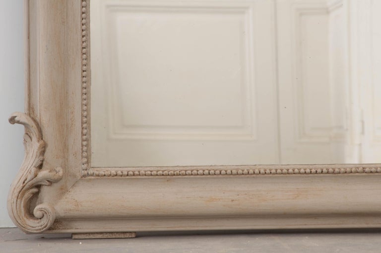 Mid-19th Century French 19th Century Louis Philippe Mirror For Sale