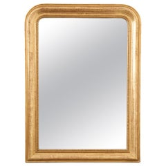 French 19th Century Louis-Philippe Mirror