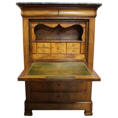 French 19th Century Louis-Philippe Secretaire