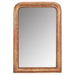 French 19th Century Louis Philippe-Style Mirror