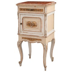 French 19th Century Louis XV Bedside Table