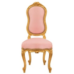 French 19th Century Louis XV St. Child's Chair