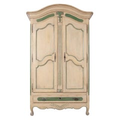 French 19th Century Louis XV-Style Armoire