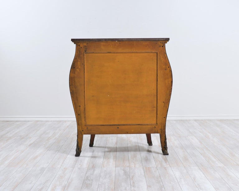 French 19th Century Louis XV-Style Bombay Chest For Sale 2