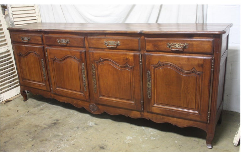 French 19th century Louis XV style sideboard.