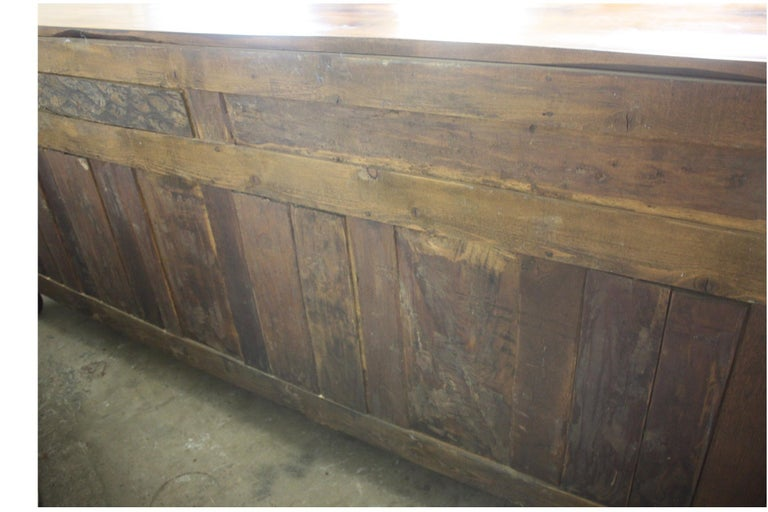 French 19th Century Louis XV Style Sideboard For Sale 1