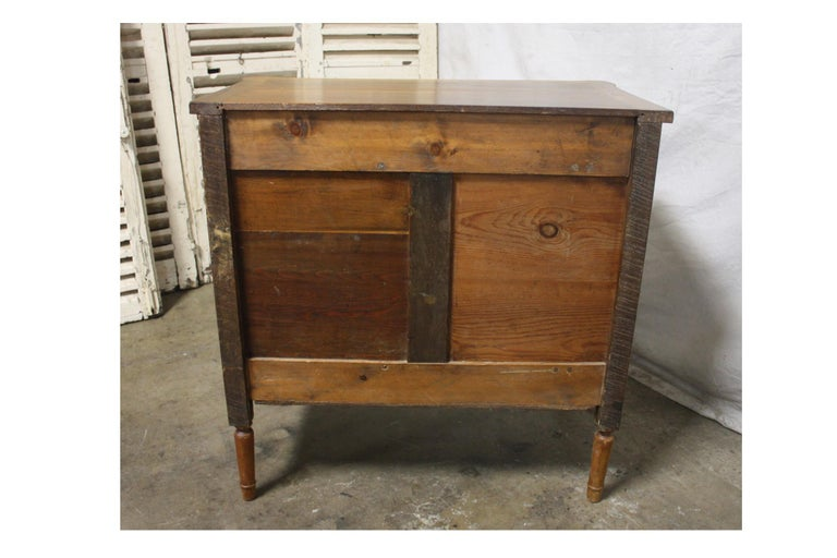 French 19th Century Louis XVI Commode For Sale 2