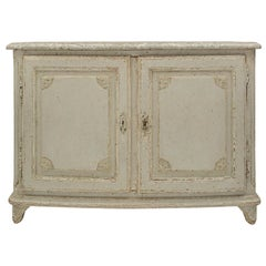 French 19th Century Louis XVI St. Patinated Buffet Chest