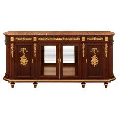 French 19th Century Louis XVI Style Belle Époque Period Buffet
