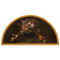 French 19th Century Louis XVI Style Still Life Painting