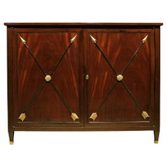 French 19th Century Louis XVI Style Two Door Cabinet