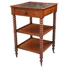 French 19th Century Mahogany Table