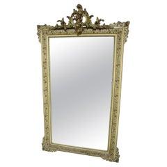 French 19th Century Mirror