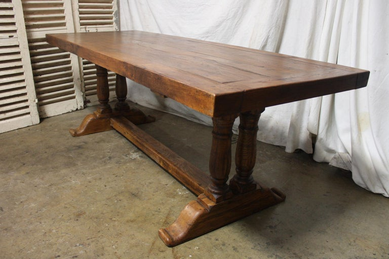 Empire French 19th Century Monastery Table For Sale
