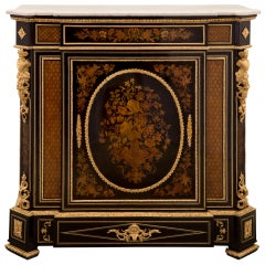 French 19th Century Napoleon III Period Cabinet