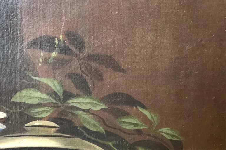 French 19th Century Oil Painting For Sale 1