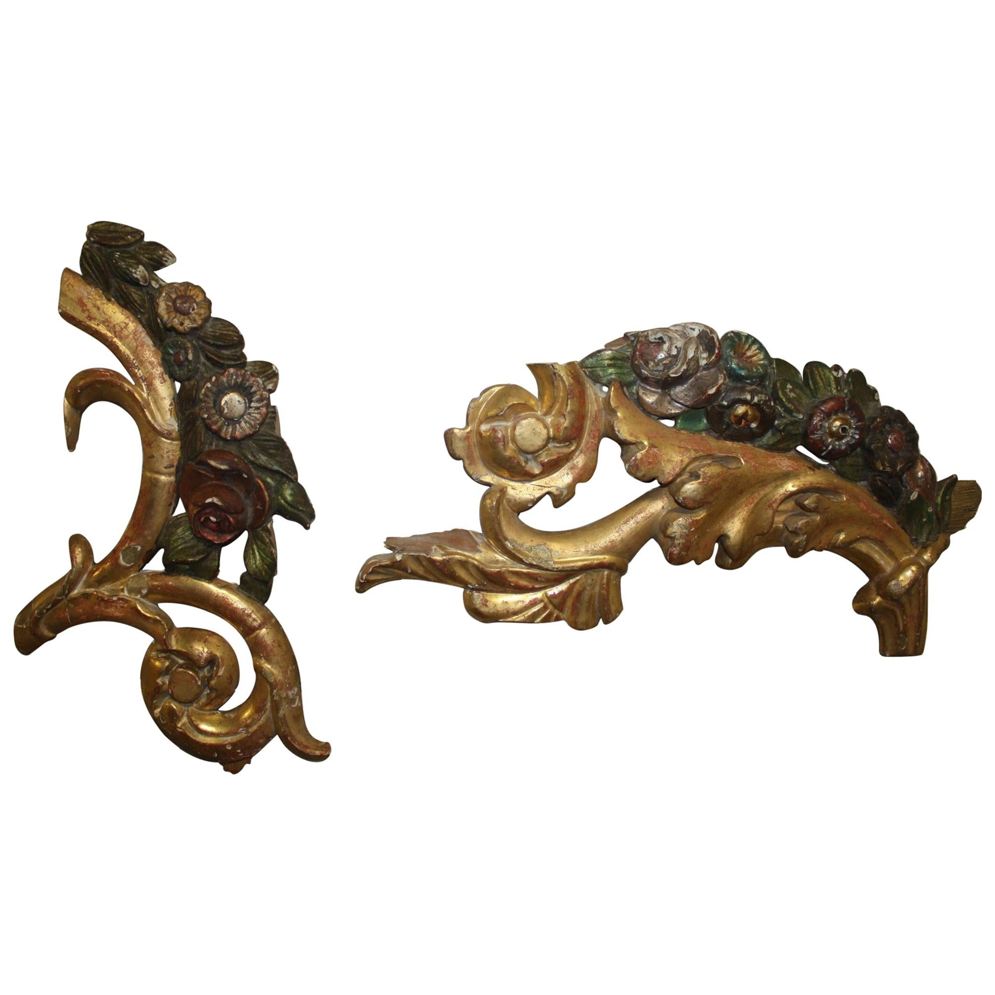 French 19th Century Ornaments
