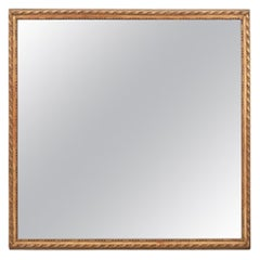 French 19th Century Régence-Style Giltwood Mirror