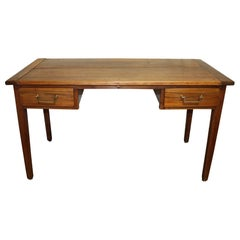 French 19th Century Rustic Louis XVI Desk