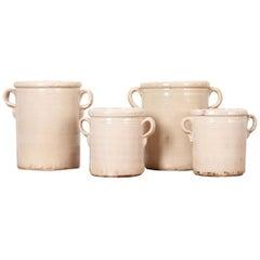 French 19th Century Sardine Jar Collection