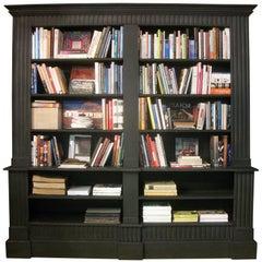 Großes Bücherregal, Frankreich, 19. Jahrhundert