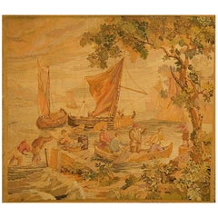 French 19th Century Tapestry, circa 1890