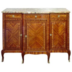 French 19th Century Transitional Buffet