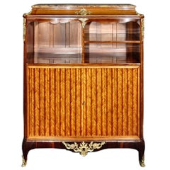 French 19th Century Transitional St. Cabinet