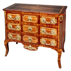 French 19th Century Transitional St. Chest