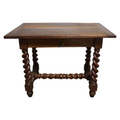 French 19th Century Writing Table
