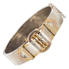 Early 1900s Clamper Bracelets