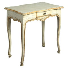 French 20th Century Painted Centre Table