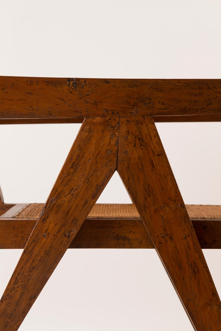 Indian Pierre Jeanneret Pair of